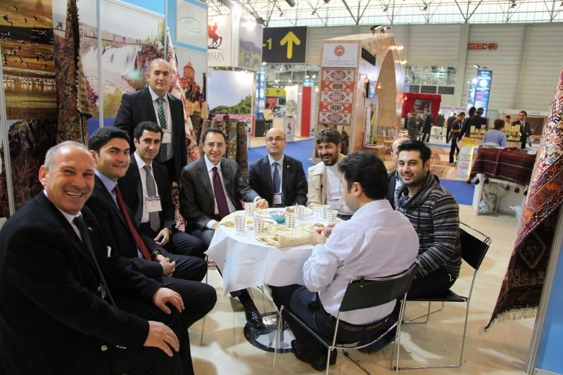 Diyarbakır Travel Turkey İzmir Fuarı'nda Tanıtıldı
