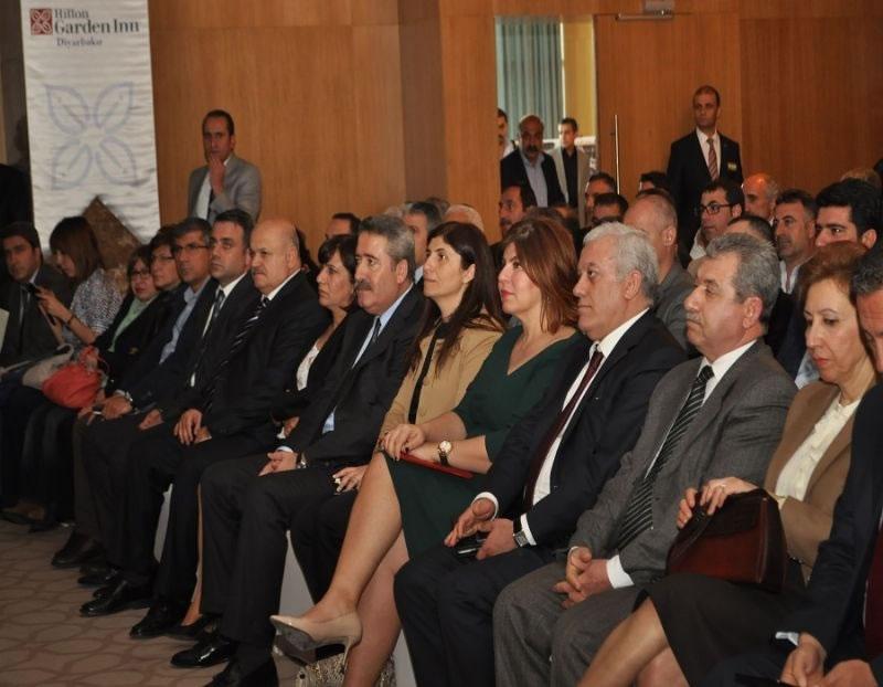 Unesco'ya Adaylık Sürecinde Diyarbakır Surları ve Turizme Etkileri Paneli