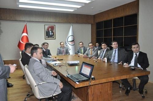 Şanlıurfa Yatırım Destek Ofisi'nde Bilgilendirme Toplantısı