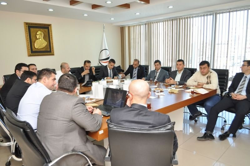 Ydo'lar Diyarbakır'da Ortak Akıl Toplantısında Buluştu