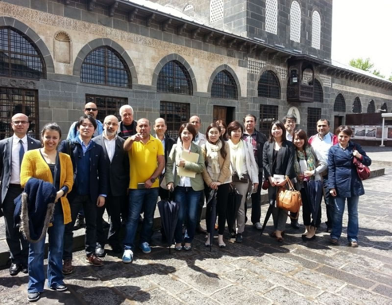 Diyarbakır, Japonların 'turizm Radarına 'girdi
