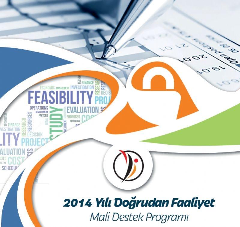 2014 Dfd Programı Nisan Dönemi Başarılı Faaliyet Destekleri Belirlendi!