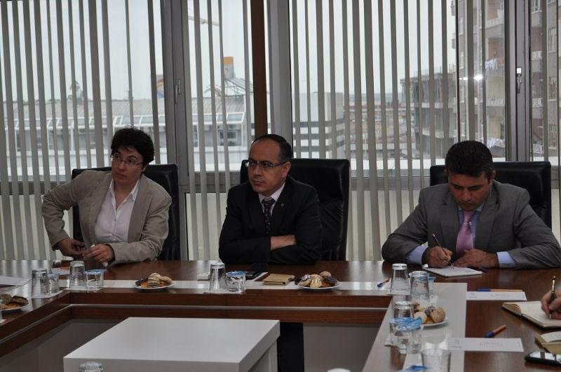 Turseff Diyarbakır'da Enerji Kredileri İçin Tanıtım Toplantısı Düzenledi