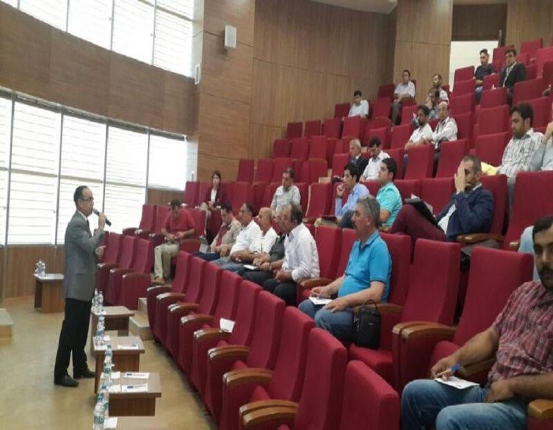 Şanlıurfa'da Hibe Almaya Hak Kazananlara Proje Uygulama Eğitimi!