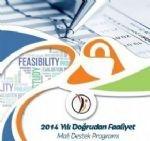 2014 Dfd Programı Mayıs Dönemi Başarılı Faaliyet Destekleri Belirlendi!