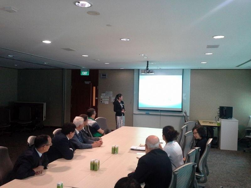 Ajans Yönetimi'nden Singapur ve Malezya'ya Çalışma Ziyareti