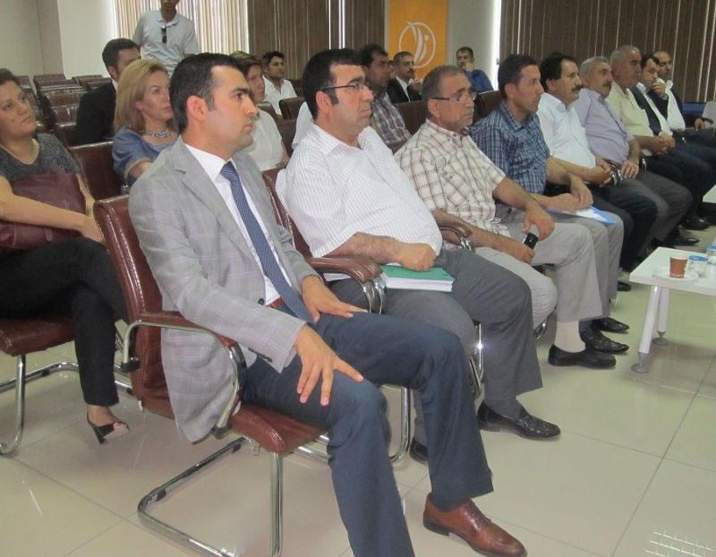 Ajansımızdan 2015 Yılı Mali Destek Programı İçin Danışma Toplantısı