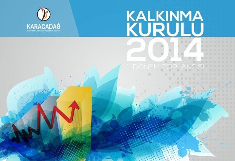 Karacadağ Kalkınma Ajansı Kalkınma Kurulu Diyarbakır'da Toplanıyor!