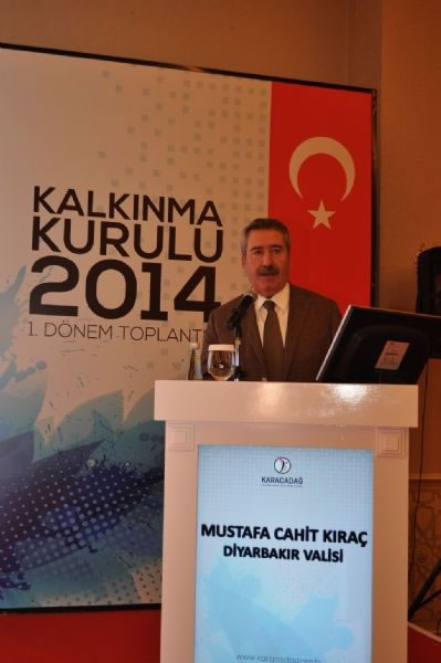 Kalkınma Kurulumuz Birinci Dönem Toplantısını Diyarbakır'da Gerçekleştirdi!