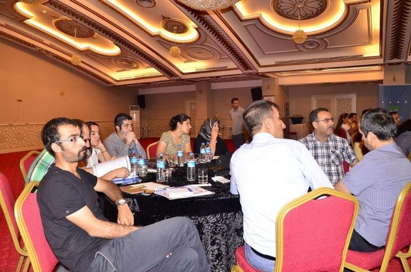 Ajansımızdan Gabb Üyelerine Stratejik Plan Eğitimi