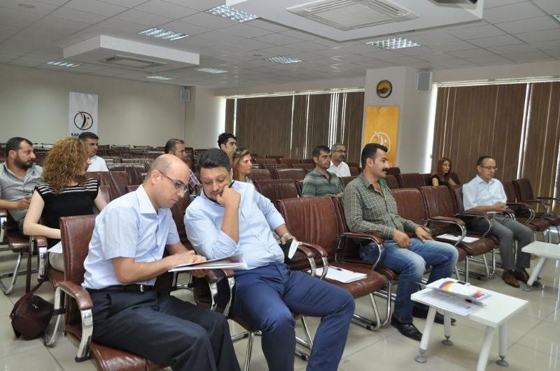 Diyarbakır'daki Kobi'lere Küresel Ekonomiye Uyum Eğitimi