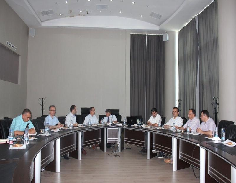 Ajansımız, Harran Üniversitesi ile Enerjide ' Buluştu'