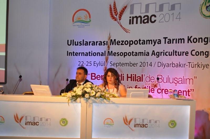 Uluslararası Mezopotamya Tarım Kongresi Diyarbakır'da Başladı