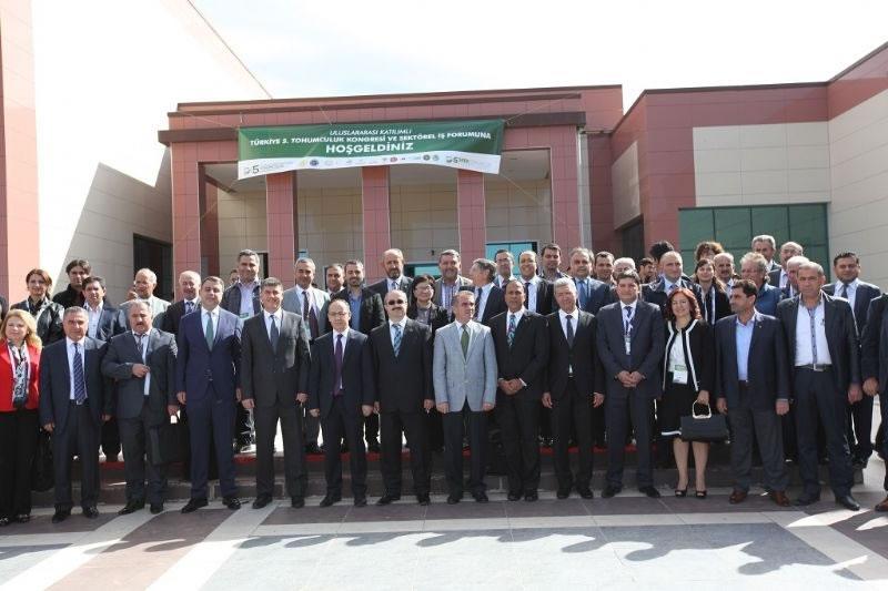 Dünya Tohumculuk Sektörü Diyarbakır'da Buluştu