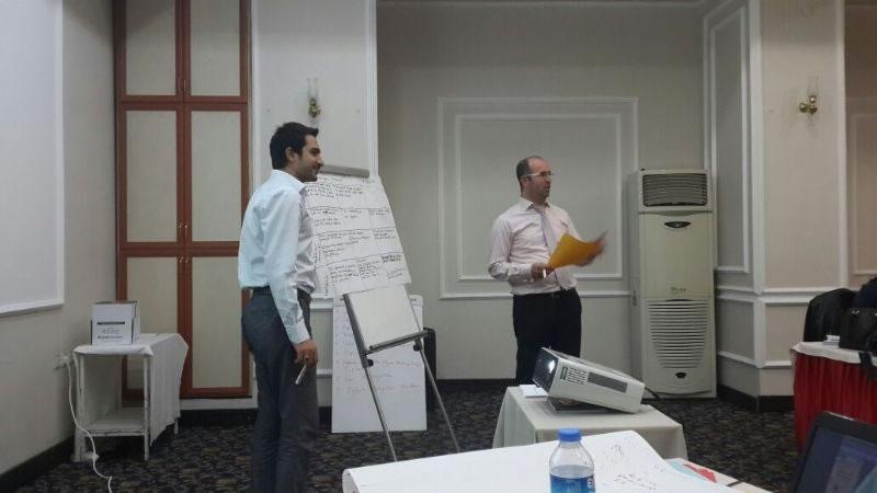 Şanlıurfa Büyükşehir Belediyesi Personeli'ne Proje Hazırlama Eğitimi