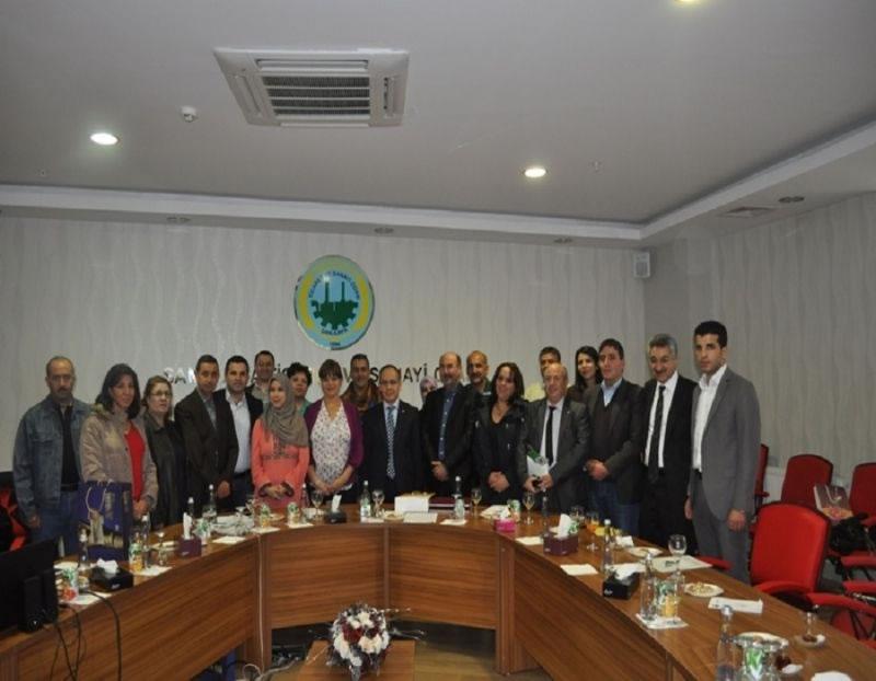Cezayir'den Şanlıurfa'ya Çalışma Ziyareti