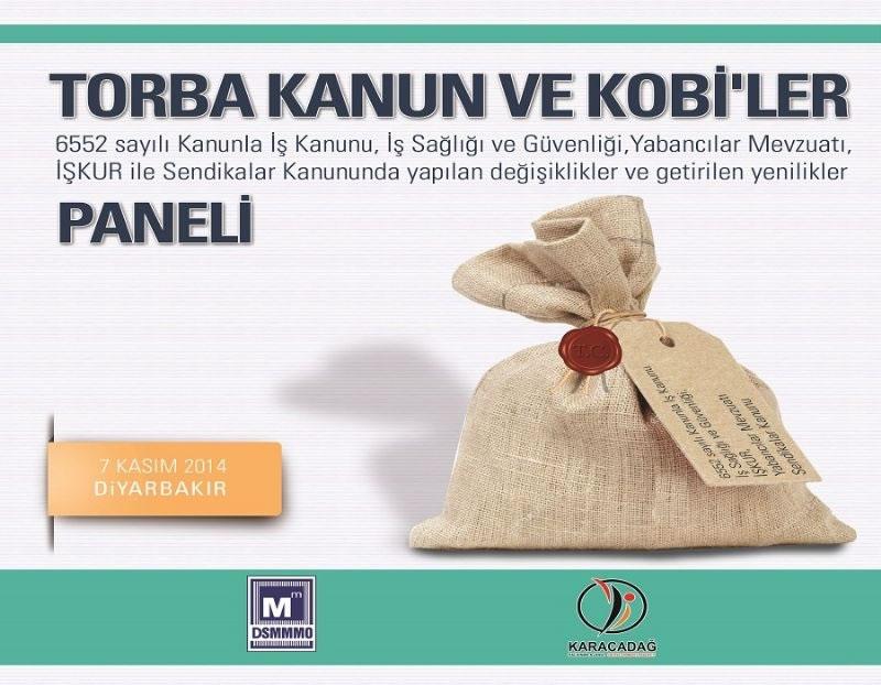 Kobi'lere ve Muhasebecilere Torba Kanunun Getirdikleri Anlatılacak!