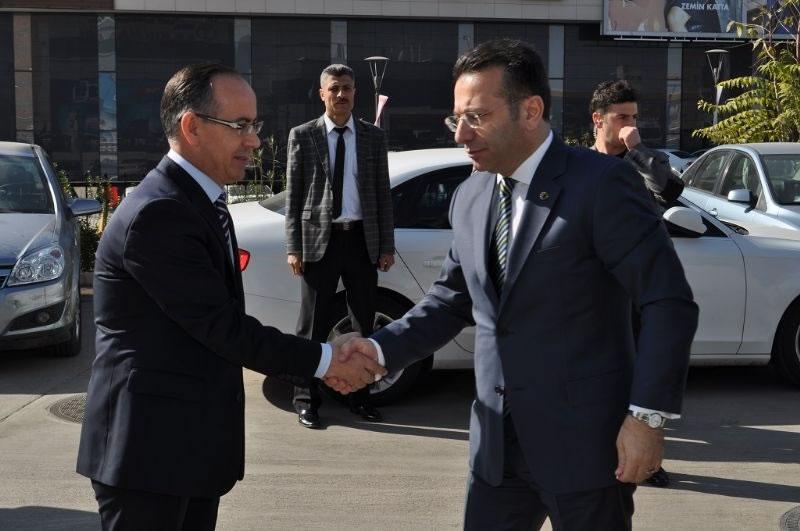 Ajans Yönetim Kurulu Diyarbakır'da Toplandı!
