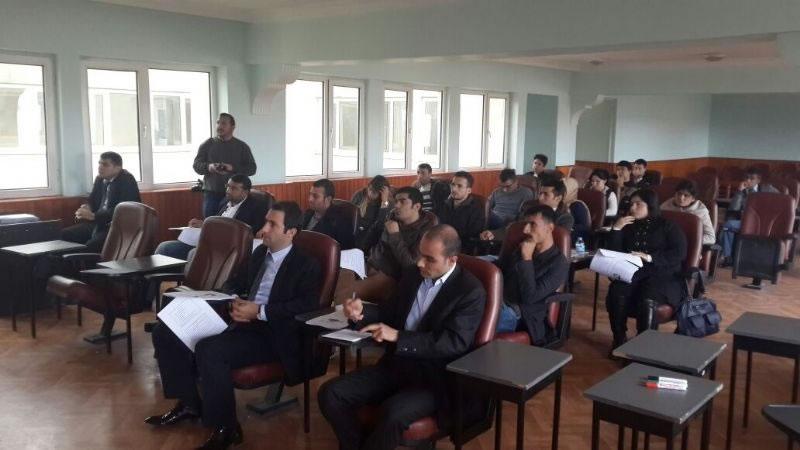 Siverek Belediyesi Personeli'ne Proje Hazırlama Eğitimi!