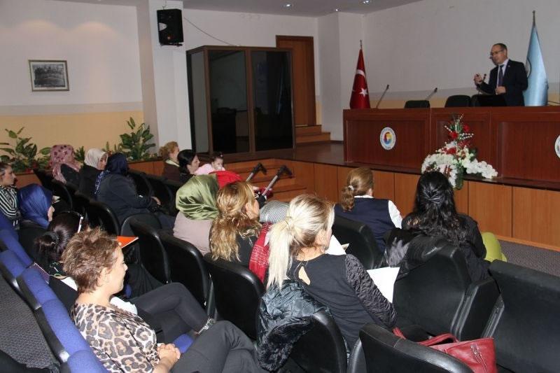 Genel Sekreterimiz Karakoyun, Tobb Kadın Girişimcileri Bilgilendirdi!