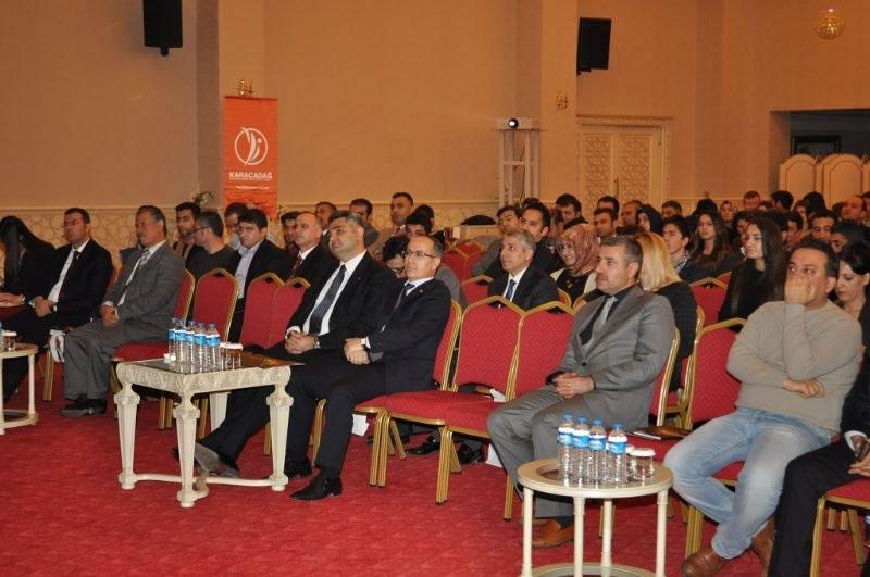 Gençlere Dünyayı Tanıma Fırsatı Sunan Erasmus Diyarbakır'da Tanıtıldı!