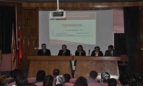 Dicle Üniversitesi Kariyer Günleri Söyleşisi