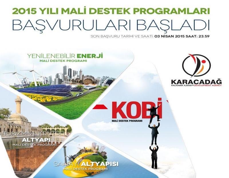 Diyarbakır ve Şanlıurfa'da Projelere 28 Milyon Tl Hibe Verilecek!