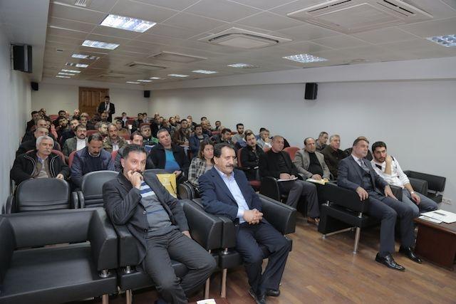Dtso Üyelerine 2015 Mali Destek Programları Tanıtıldı!