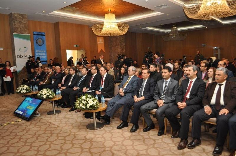 Türkiye Madencilik Sektörü, Sorunlarını Diyarbakır'da Tartıştı!