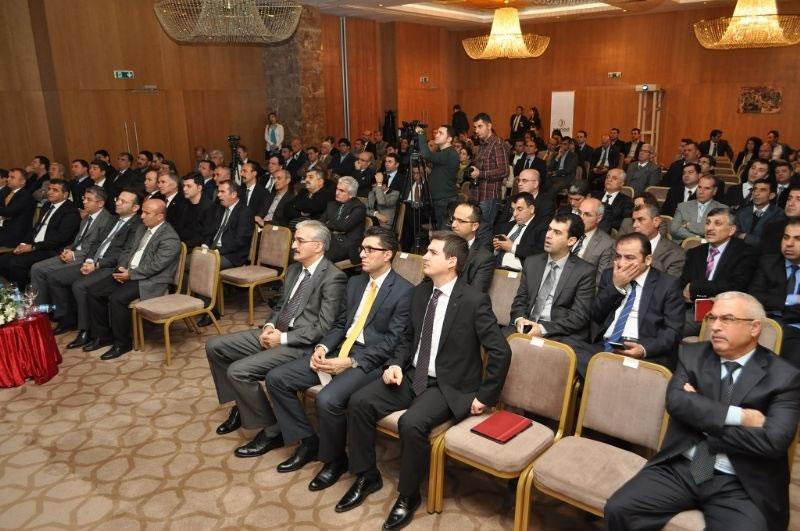 Ajansımız, 2015 Yılı Mali Desteklerini Diyarbakır'da Tanıttı!