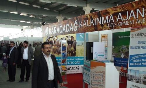 Diyarbakır Tarım ve Hayvancılık Fuarına Katıldık