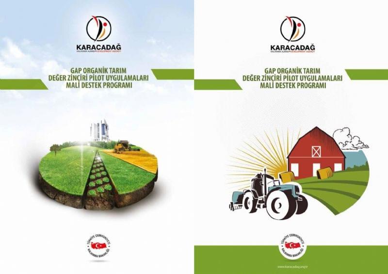 Diyarbakır - Şanlıurfa Tarımına 2.250.000 Tl'lik ' Organik ' Destek!