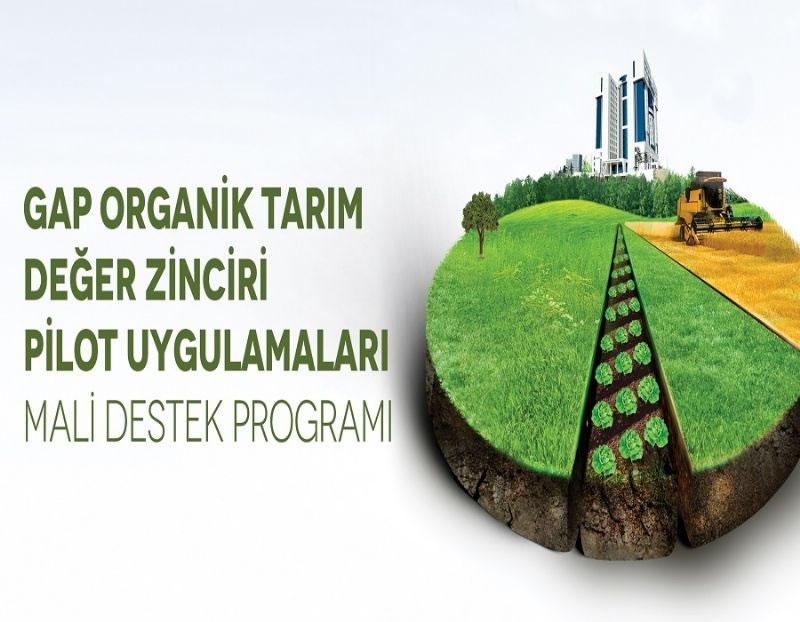 Organik Tarım Mali Destek Programı Bilgilendirme Toplantıları Başlıyor