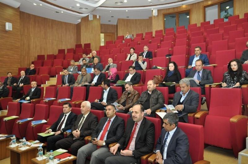 Şanlıurfa'da Organik Tarım Hibe Programı Bilgilendirme Toplantısı