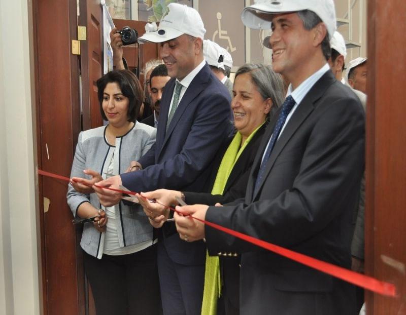 Ajansımızın Desteğiyle Büyükşehir Belediyesi Güneş Enerjisine Kavuştu