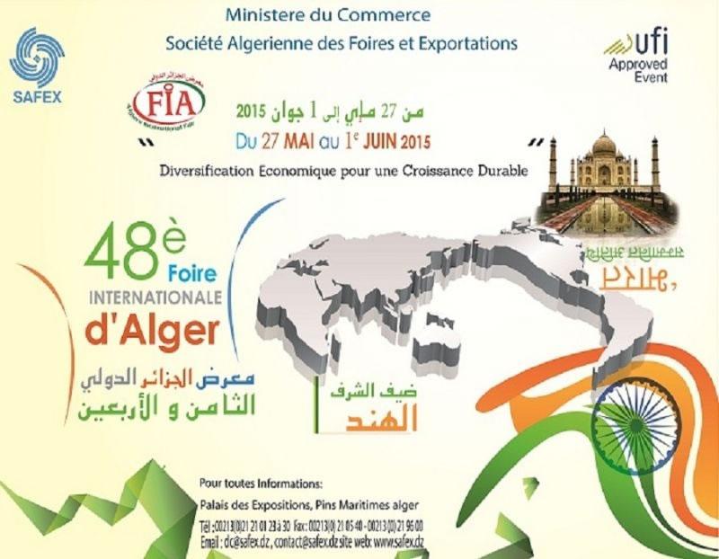 Şanlıurfa ve Diyarbakırlı İşadamları Cezayir Fıa Fuarına Katılıyor!