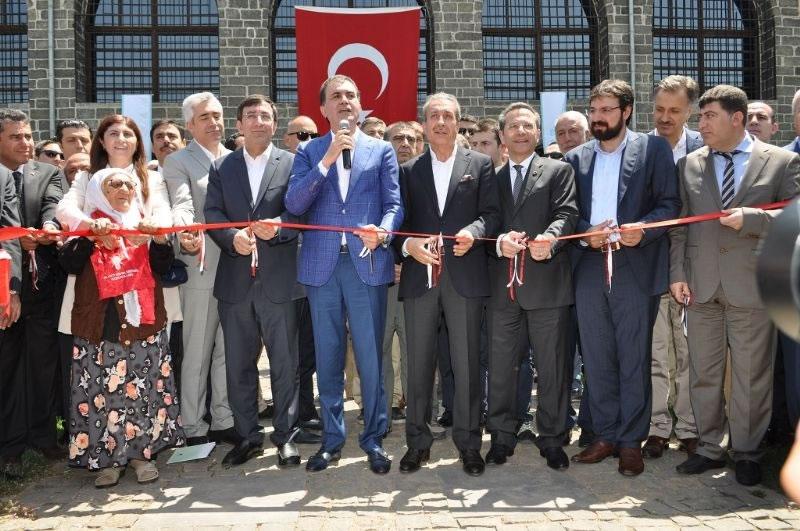 İçkale Müze Kompleksi'nin Açılışı Yapıldı
