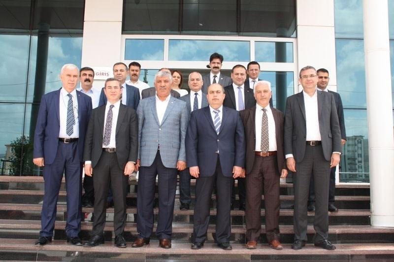 Bölgesel Kalkınmada Güçbirliği Platformu, Adıyaman'da Toplandı