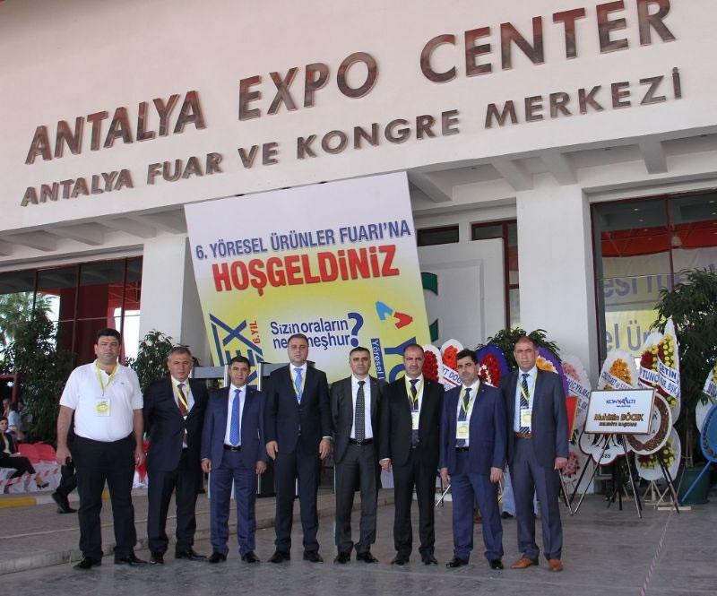 Diyarbakır Yörex Fuarında Tanıtıldı!
