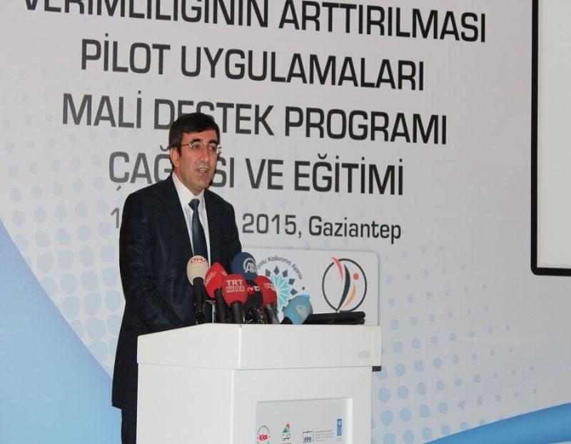 Bakan YILMAZ: Sanayide Enerji Verimliliği Arttırılacak!