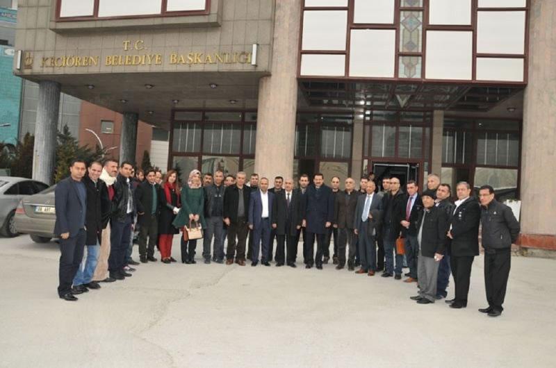 Siverek ile Keçiören Arasında Kültür Köprüsü Kuruldu!