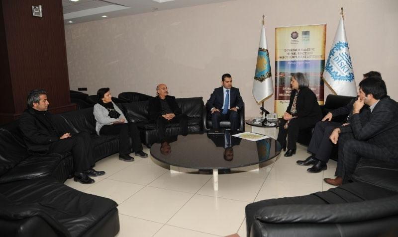 Abdi Paşa Sokağı ile Çifte Han Diyarbakır Turizmine Kazandırılıyor!