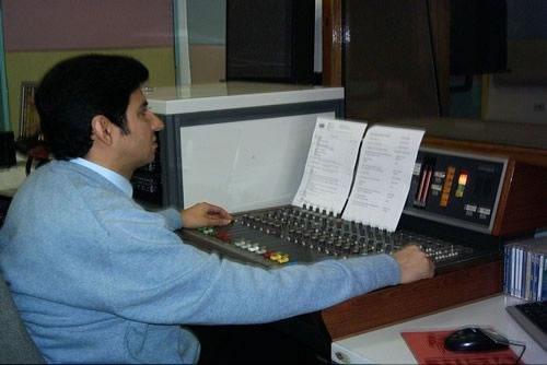Ajans Genel Sekreterımız Trt Gap Radyosunda Yayınlanan