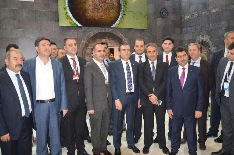 Diyarbakır ve Şanlıurfa, Turizm Fuarı Emıtt'in Gözdesi Oldu!