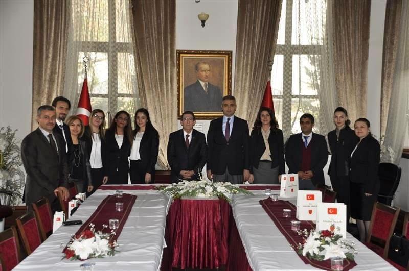 Diyarbakır ve Ankara Valilikleri Ab Çalışmalarında Kapasitelerini Artırıyor!