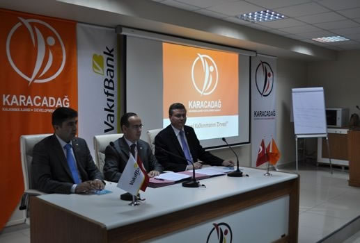Vakıfbank ile Eş-finansman Protokolü