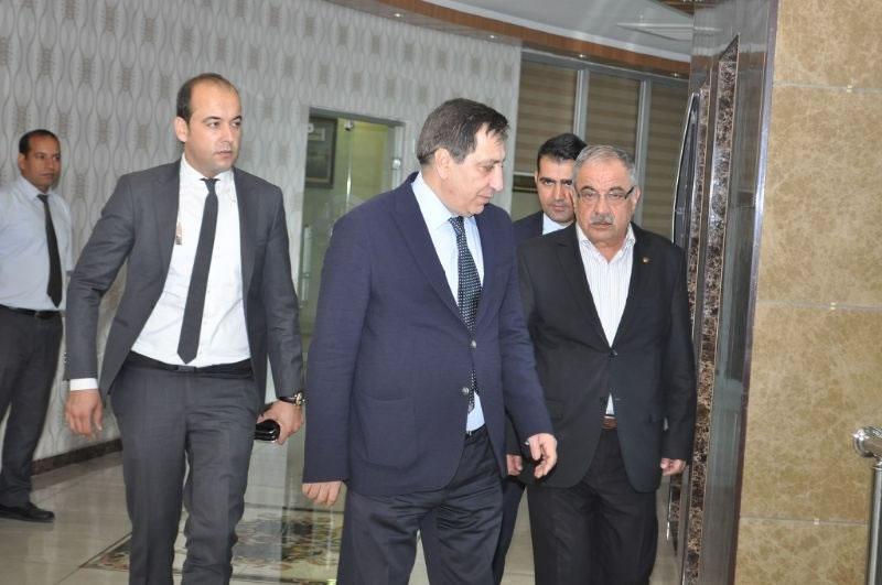 Karacadağ Kalkınma Ajansı Yönetim Kurulu Şanlıurfa'da Toplandı!