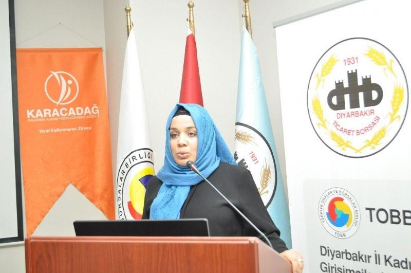 Diyarbakır Turizmine Kadın Eli Değiyor
