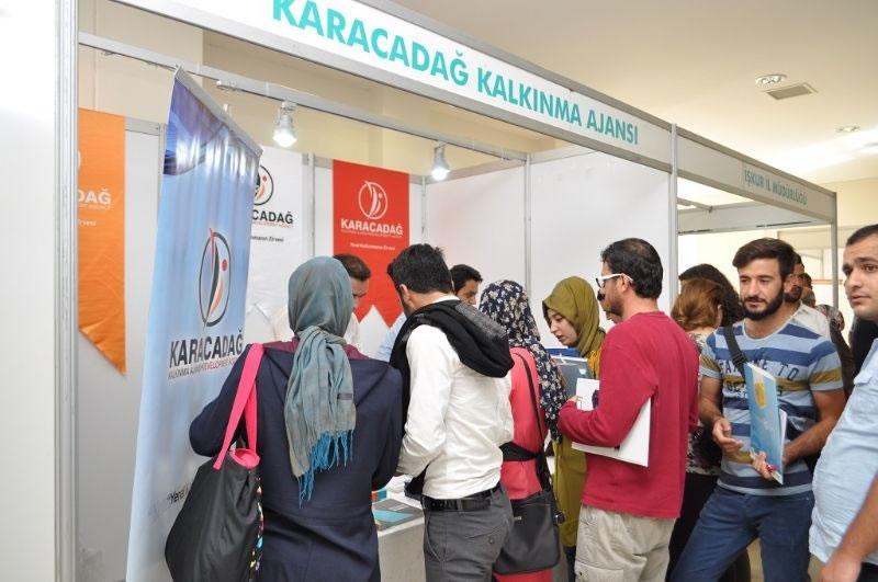 Ajansımıza Diyarbakır Girişimcilik Fuarında Gençlerden Yoğun İlgi