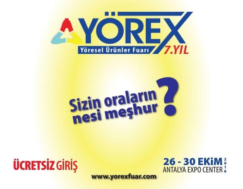 Diyarbakır'ın Yöresel Lezzetleri Yörex'te Görücüye Çıkacak